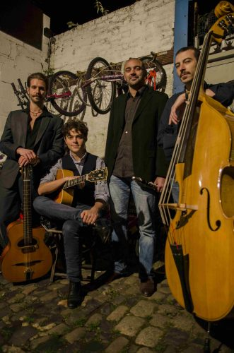 Gypsy Fever Acoustic Quartet 15