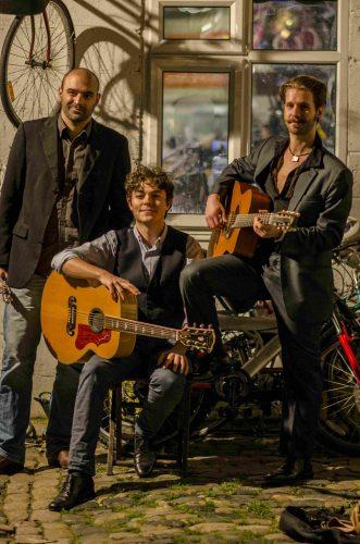 Gypsy Fever Acoustic Trio 10