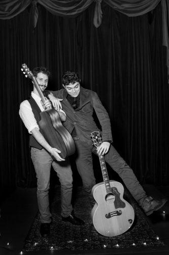 Gypsy Fever Django Acoustic Duo 2