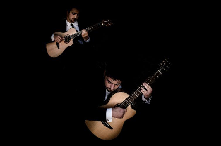 Gypsy Flamenco Duo London Guitarists1