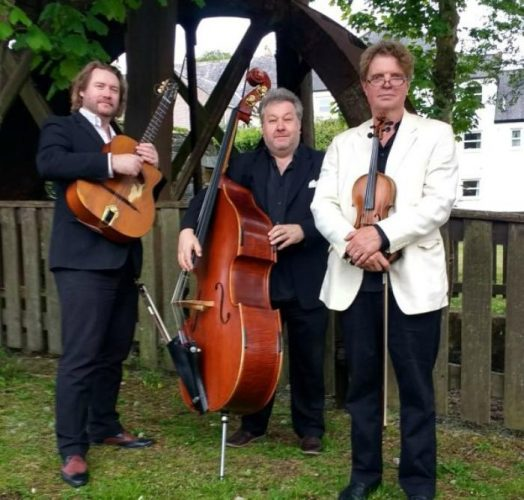 Gypsy Jazz Experience Gypsy Band Main 1