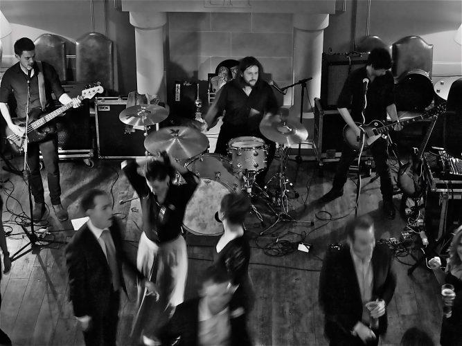 Hudson Wedding Band Liverpool 1