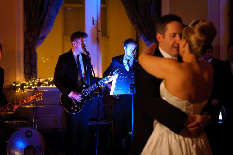 Hudson Wedding Band Liverpool 3