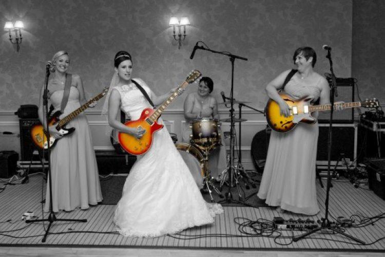 Hudson Wedding Band North West