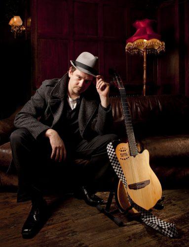 Hugh Guitarist Singer London
