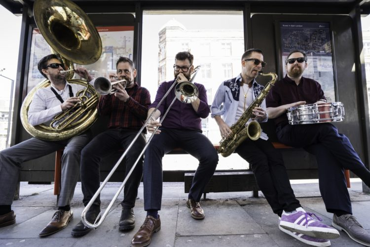 Inglorious Brassterds London Brass Band For Hire