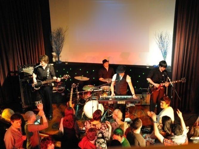 Jack Rabbits Wedding Band Cheshire 3