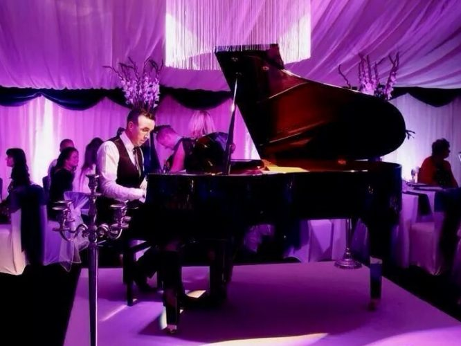 Jay Wedding Pianist North West 1