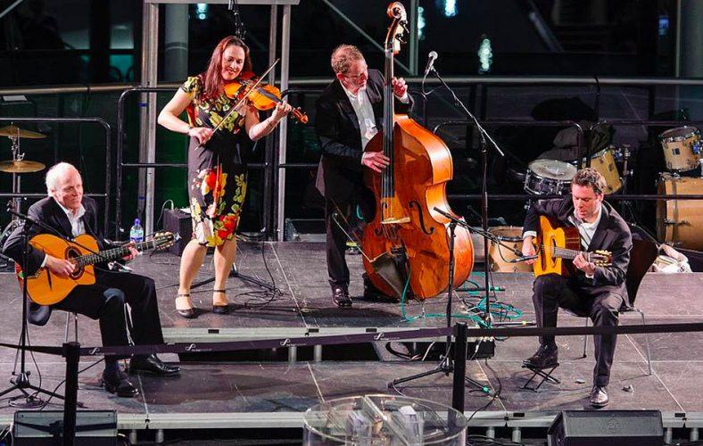 Jazz Manouche Gypsy Jazz Band North East 5