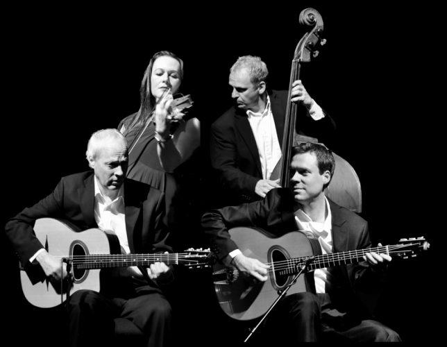 Jazz Manouche Gypsy Swing Band Durham 1