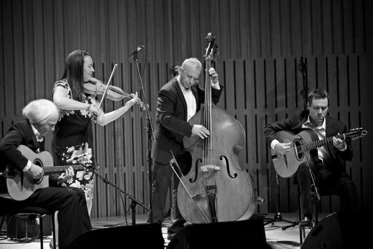 Jazz Manouche Wedding Band Durham 3