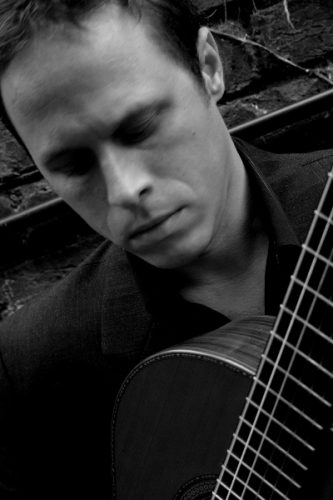 Jeff Classical Guitarist London 2Jpg