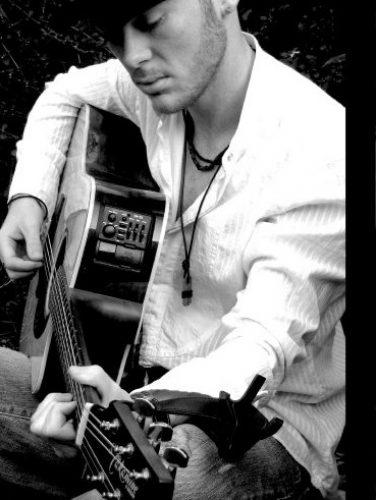 Joe Guitar Vocalist Liverpool 1