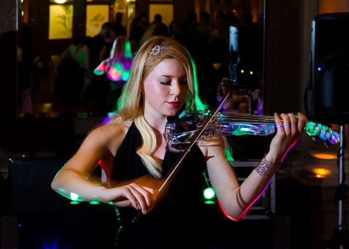 Kate Solo Violinist Leeds 12