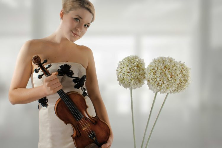 Kate Solo Violinist Leeds 3