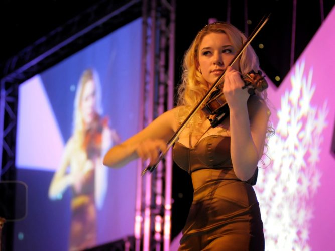 Kate Solo Violinist Leeds 7