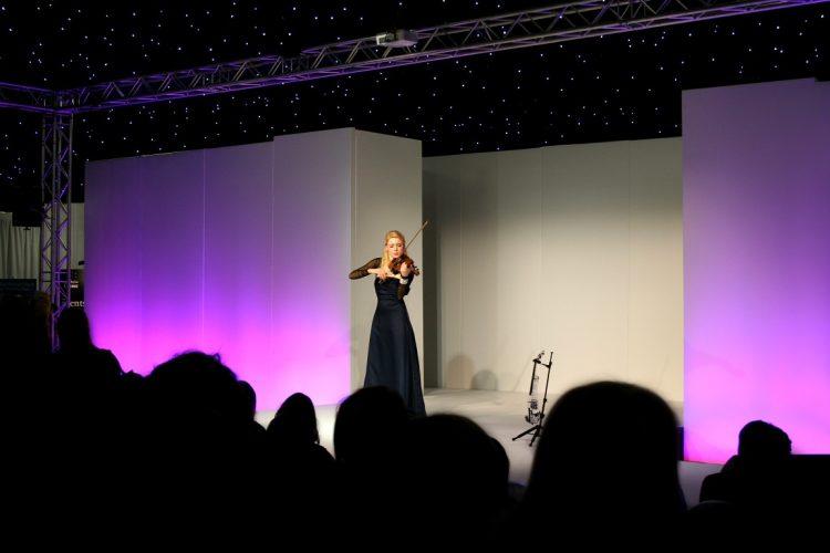 Kate Solo Violinist Leeds 8