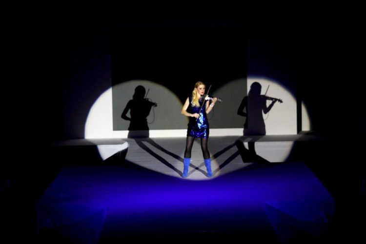 Kate Solo Violinist Leeds 9