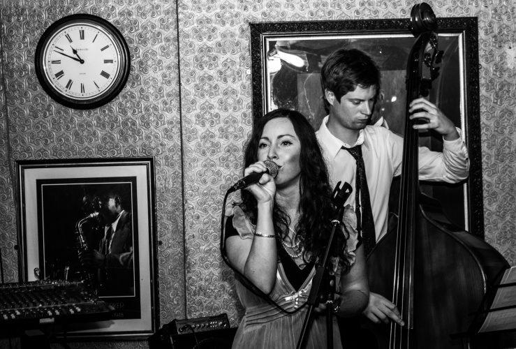 King Street Bristol Jazz Band4