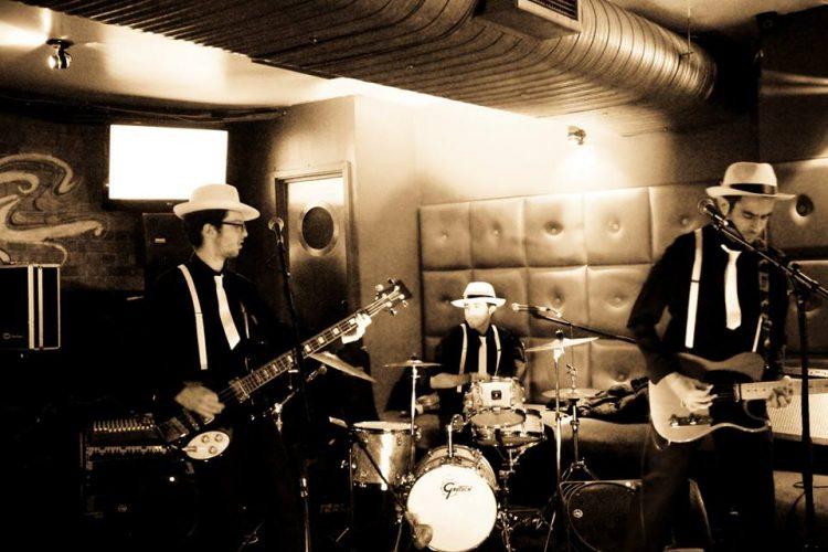London Party Band The Untouchables 5