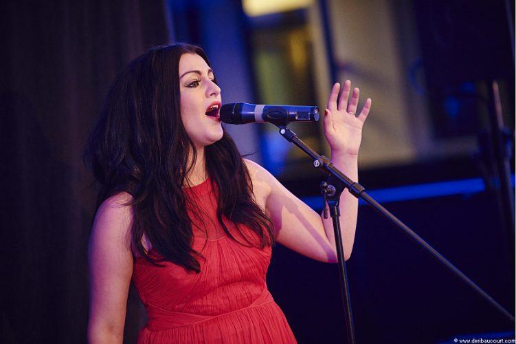 Maria Wedding Singer Manchester Live 1