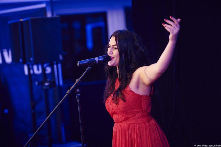 Maria Wedding Singer Manchester Live 2