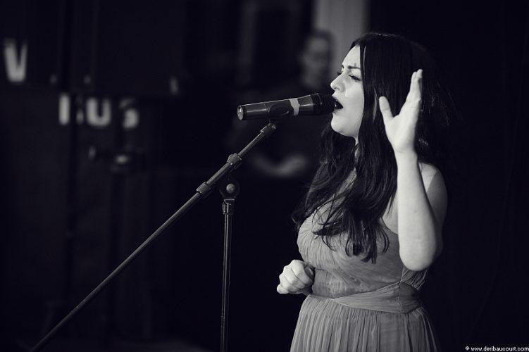Maria Wedding Singer Manchester Live 4