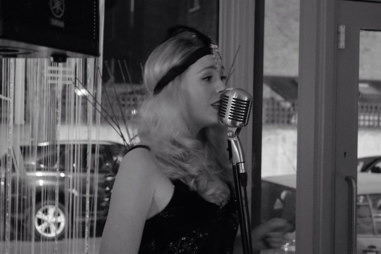 Marie Swing Singer London