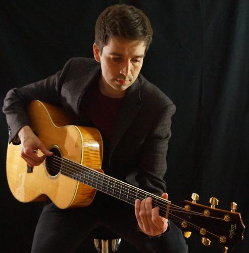 Mark Singer Guitarist1