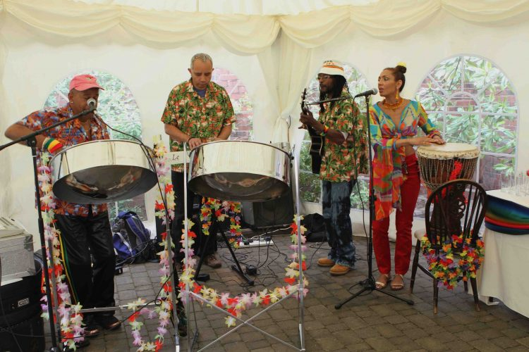 Merry Makers Caribbean Steel Band London 6