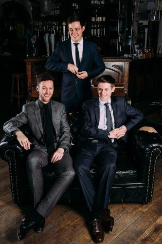 Midnight Swing Hire Jazz Trio London