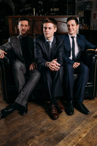 Midnight Swing Hire Jazz Trio South East