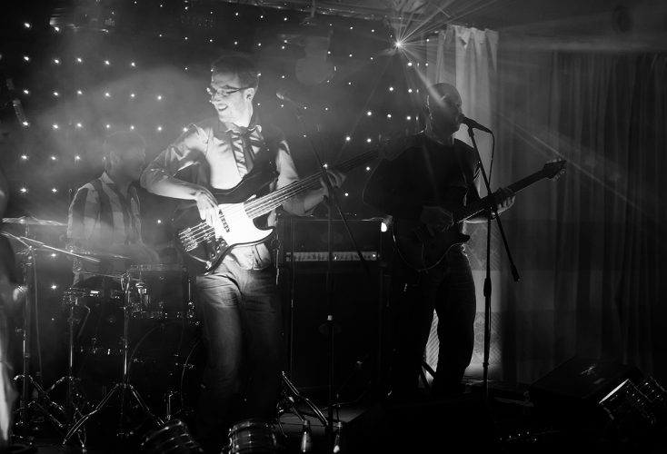 Millennium Bug Function Band South East 2