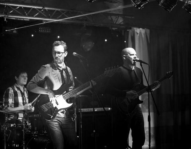 Millennium Bug Party Band London 3