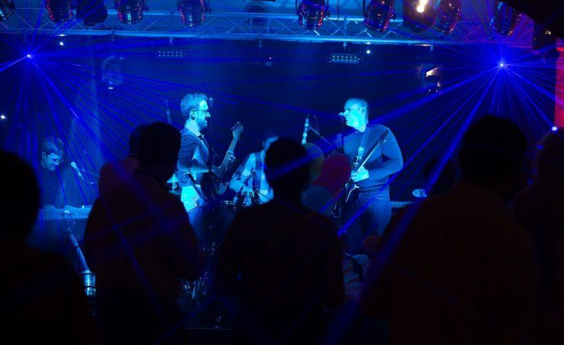 Millennium Bug Wedding Band London 4