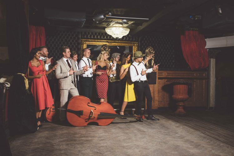 Modern Swing Band London