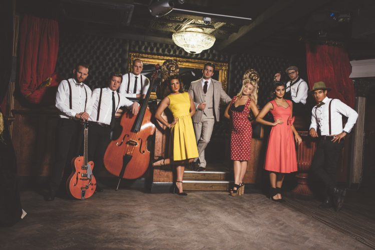 Modern Swing Band London2