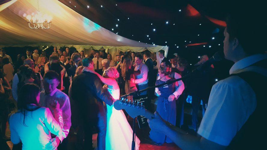 Mozarts Gocarts Midlands Wedding Band2