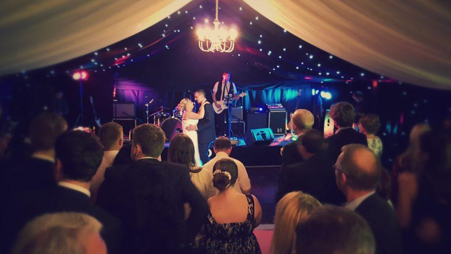 Mozarts Gocarts Midlands Wedding Band4