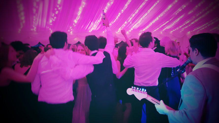 Mozarts Gocarts Midlands Wedding Band6