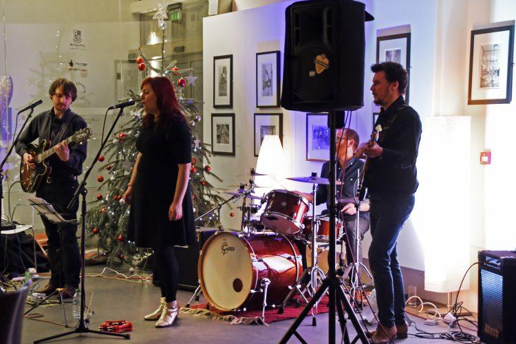 Night Owls Jazz Band London2