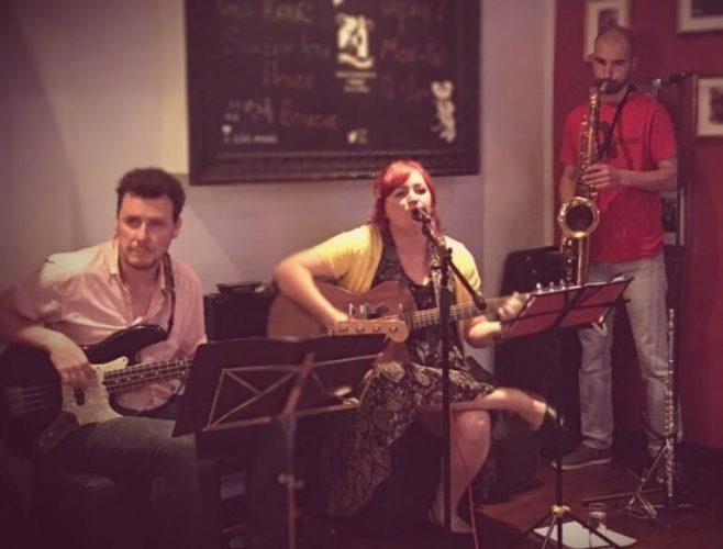 Night Owls Jazz Pop Band5