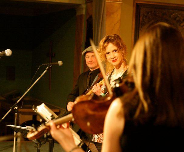Oreallys Ceilidh Band London Wedding2