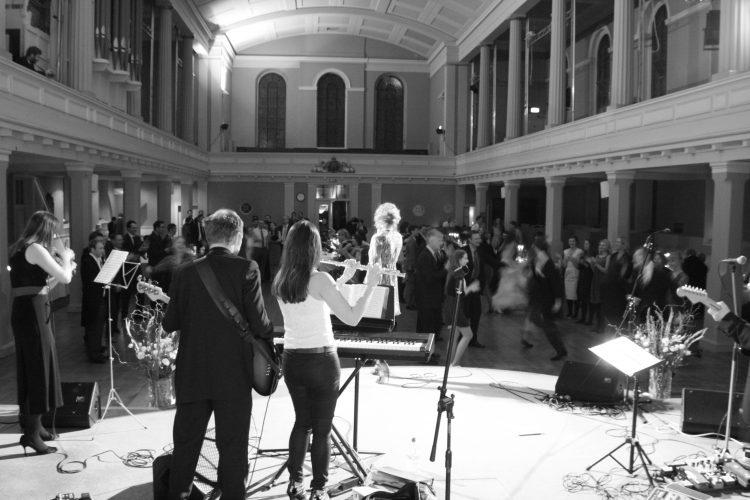 Oreallys Ceilidh Band London Wedding4