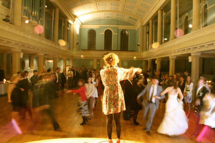 Oreallys Ceilidh Band London Wedding6