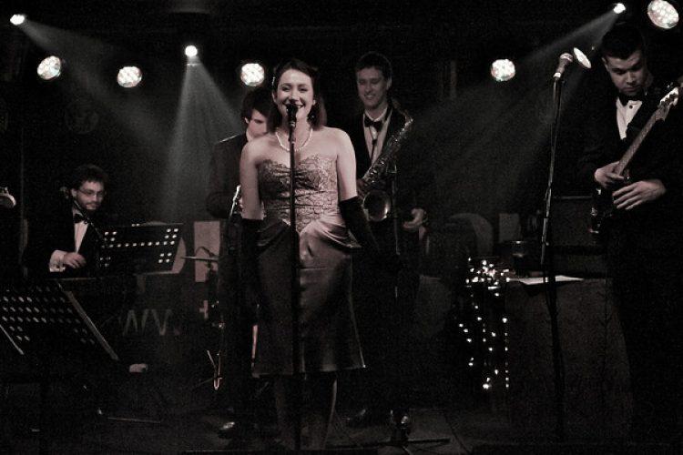 Original Vintage Swing Band London 2