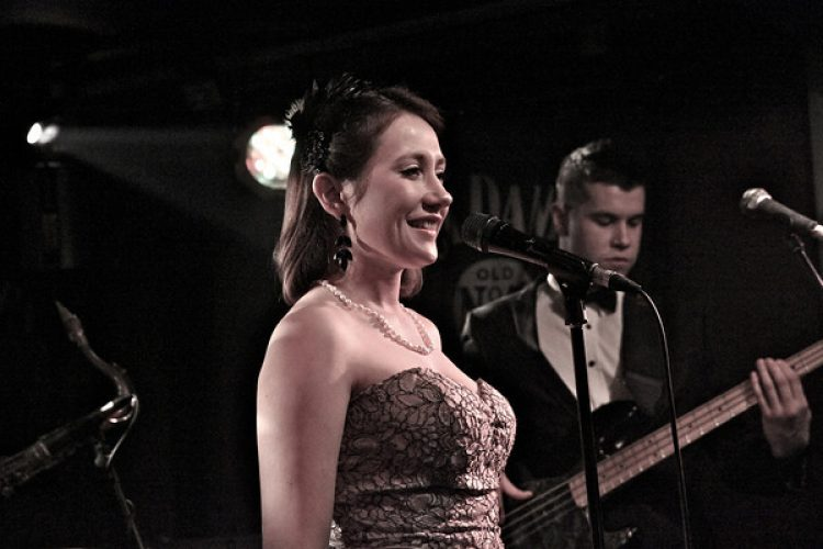 Original Vintage Swing Band London 3