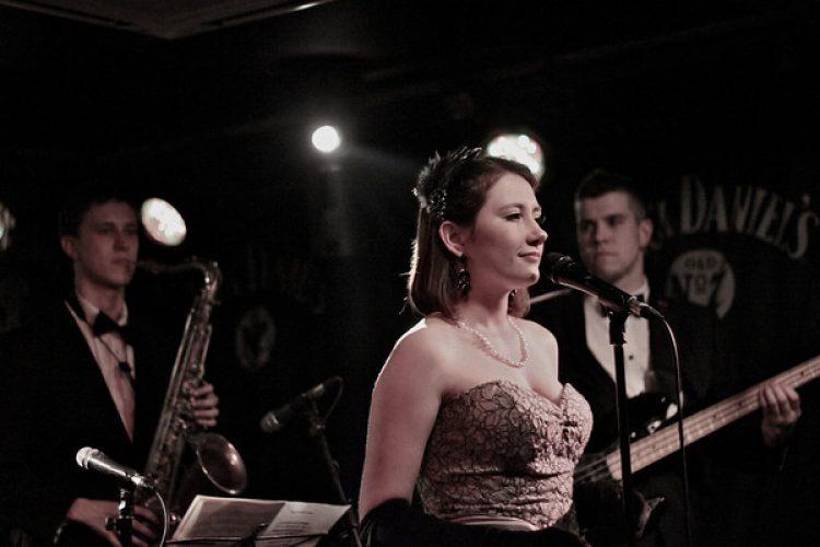 Original Vintage Swing Band London 4
