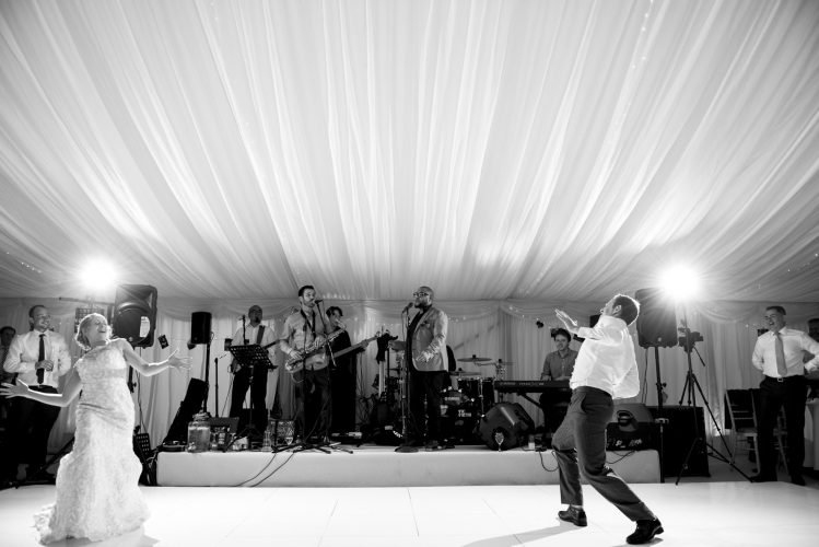 Party Up Kent Wedding Band