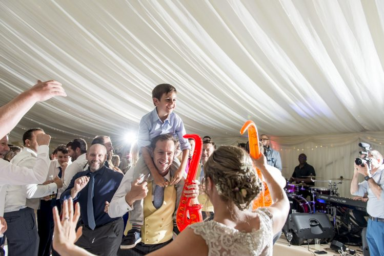Party Up Kent Wedding Band1